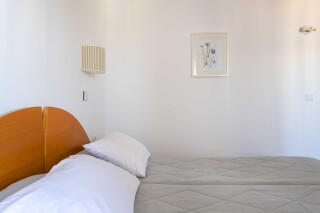 accomodation roumani hotel bedroom beds