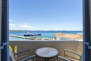 accomodation roumani hotel sea view balcony