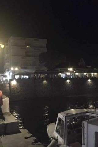 gallery roumani hotel spetses night