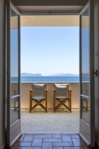 gallery roumani hotel spetses sea view rooms